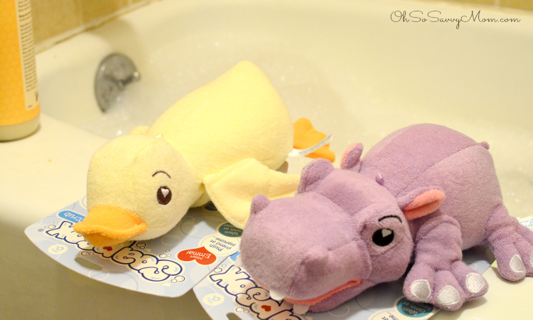 SoapSox hippo and duck