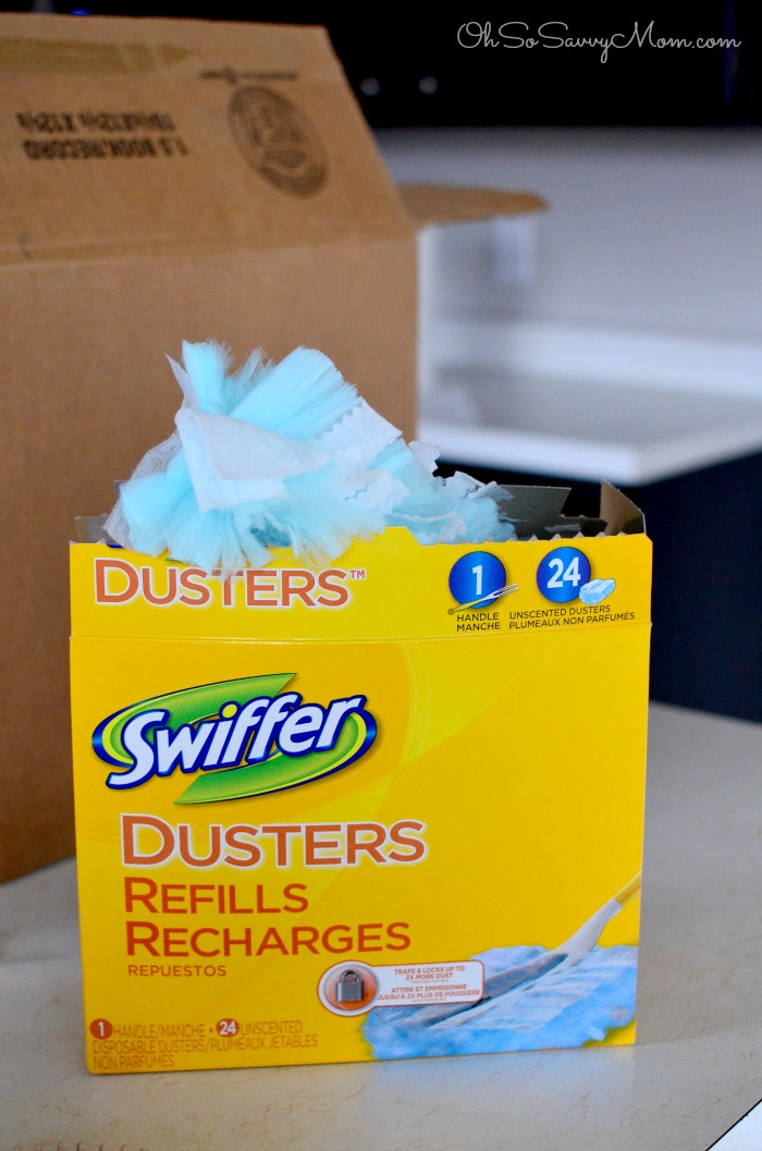 Swiffer Dusters refills from Sam's Club