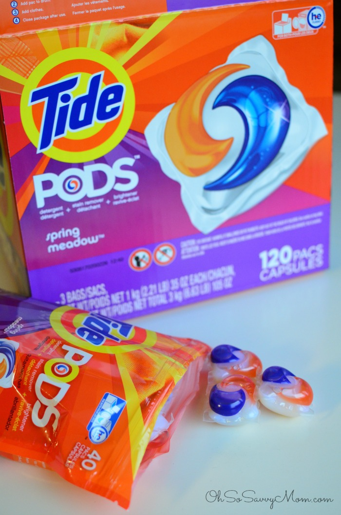 Tide Pods from Sam's Club