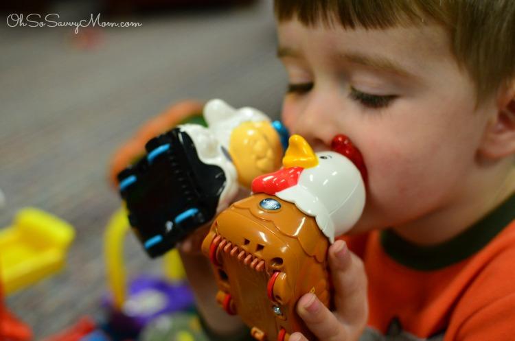 VTech Kids Smart Animals Grow and Learn Farm animals