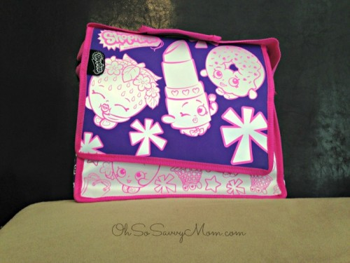 shopkins messenger bag