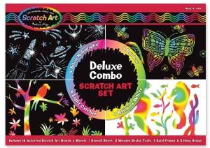 melissa and doug scratch art set