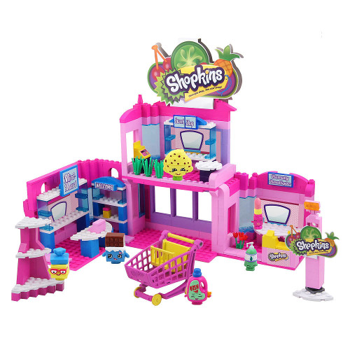 shopkins kinstructions town center