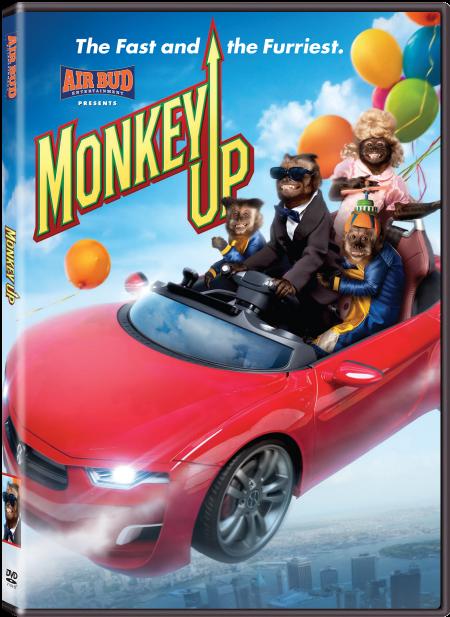 Monkey Up DVD