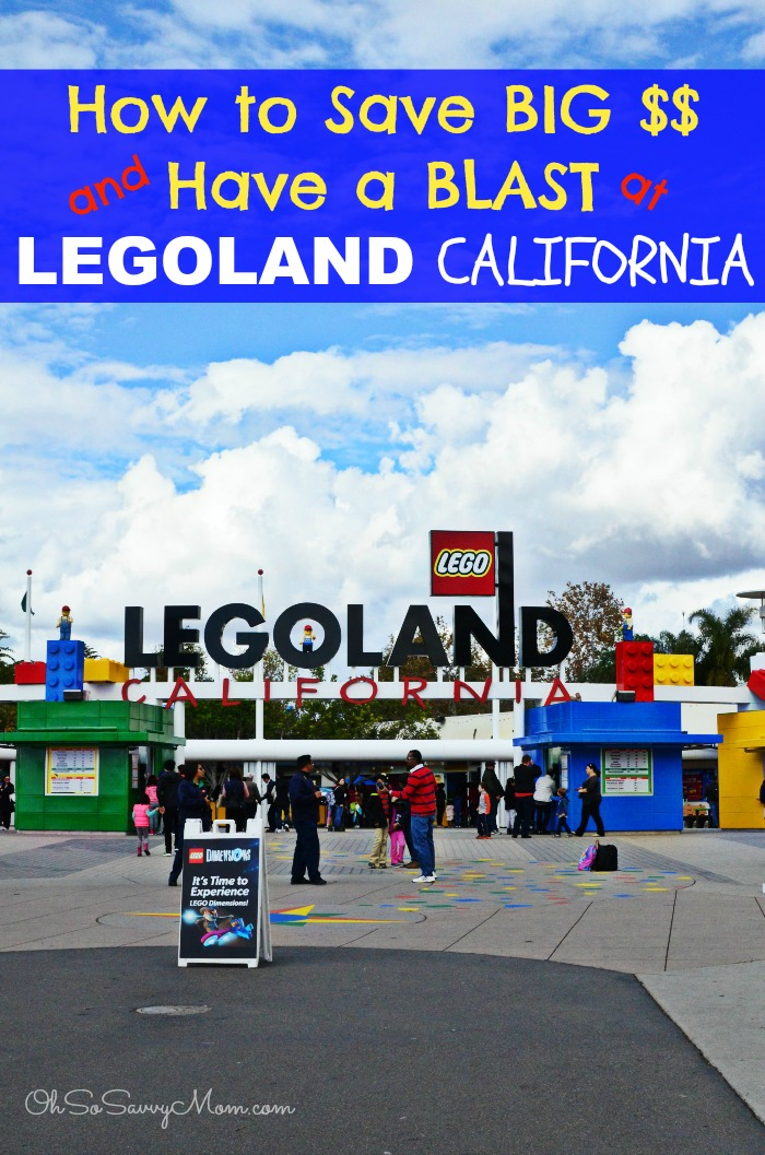 How to Save BIG Money and Tips to Have a BLAST at LEGOLAND California