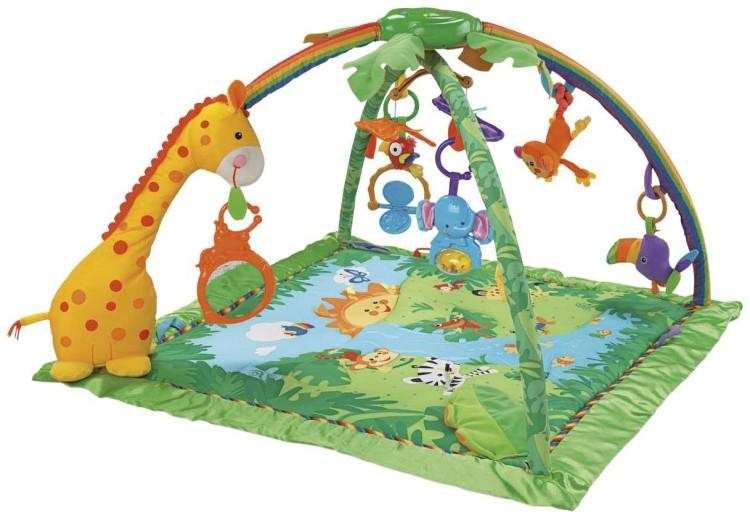 Rainforest Deluxe Playmat