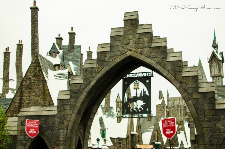 Hogsmeade Universal Studios Hollywood