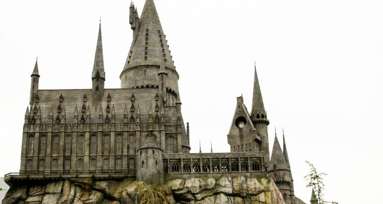 The Wizarding World of Harry Potter at Universal Studios Hollywood!