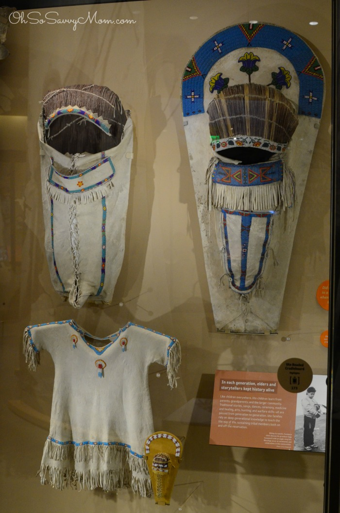 Natural History Museum of Utah Native American Collection