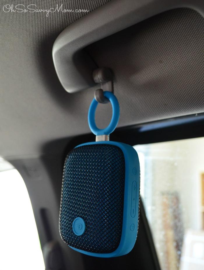Bubble Pods portable bluetooth speaker