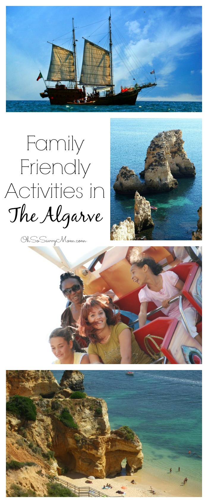 Family Friendly Activities in The Algarve