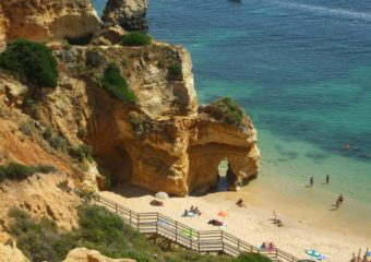 Enjoying a Family Vacation in the Algarve