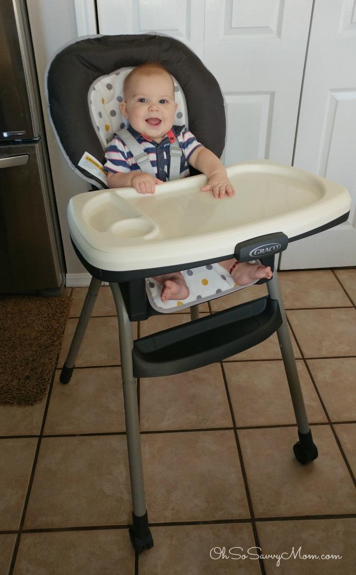 Graco Table2 Table High Chair