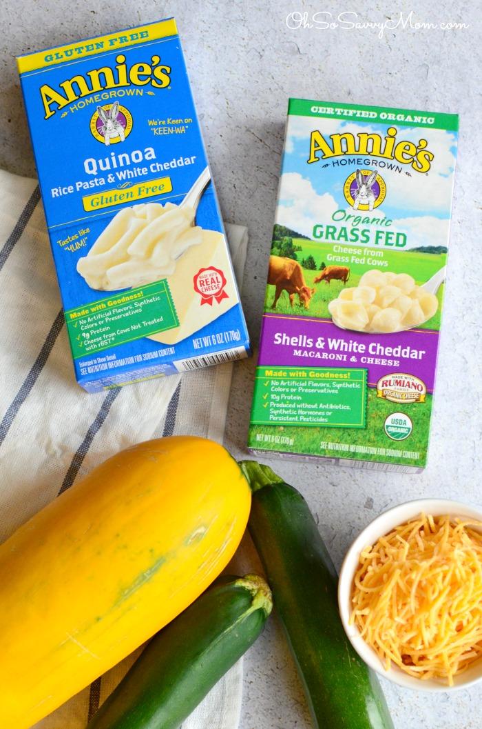 Annie's Organic Mac and Cheese
