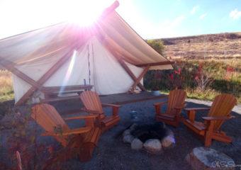 Conestoga Ranch | Family-friendly Glamping at Bear Lake