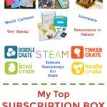 My Top 10 Best Subscription Boxes for Kids + BLACK FRIDAY Coupon Codes!