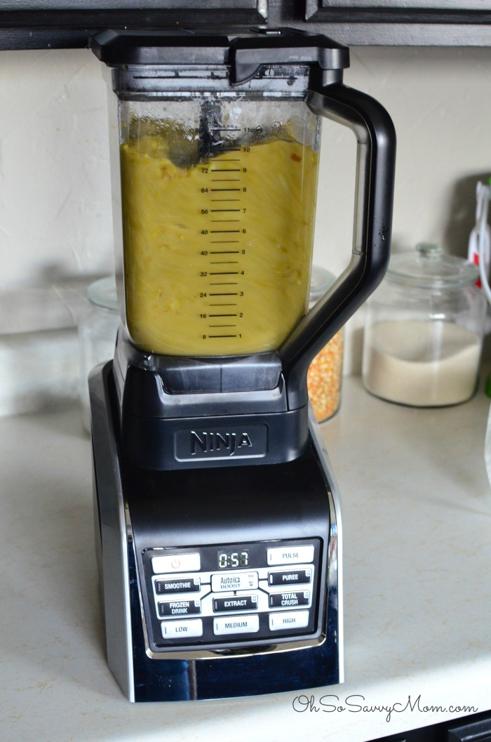 Asparagus Bisque recipe in the Nutri Ninja BlendMAX DUO
