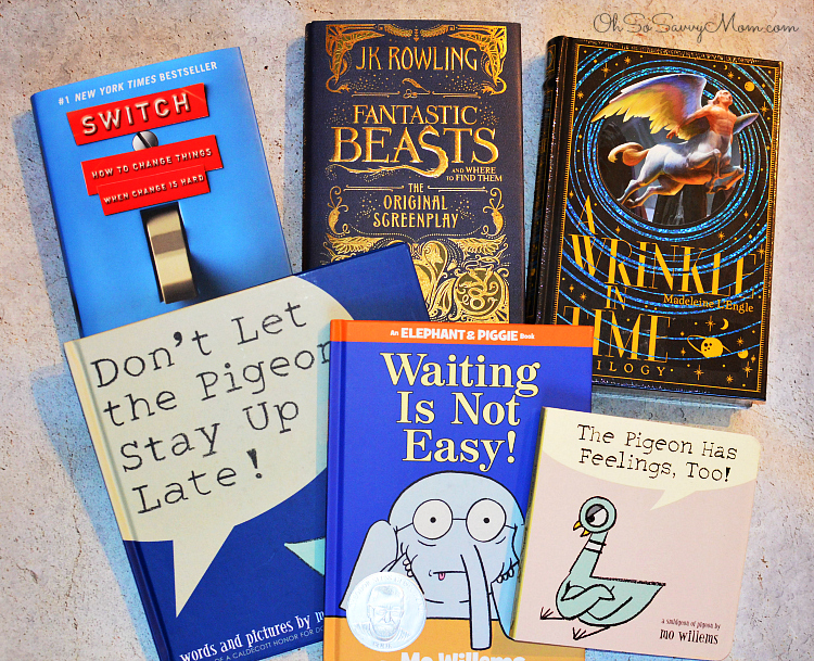 Books for the Family at Barnes & Noble