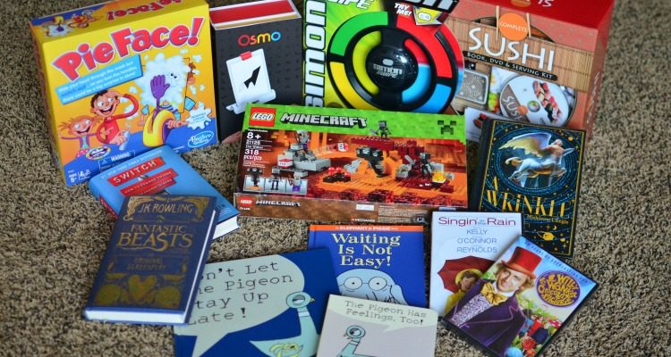 Gifts at Barnes & Noble for the Whole Family! (Books, Toys, and More!)