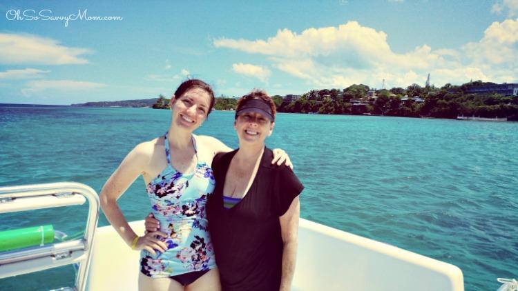 Snorkling in Ocho Rios