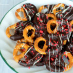 Chocolate Covered Pretzels that Really Rock! It's a Recipe the Kids Can Help Make!